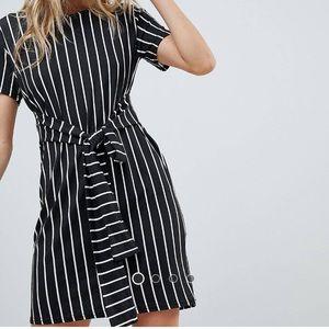 Strip dress new